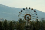 Ferris wheel at Nairamdal Park