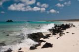 Beach on Espanola Island