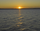 Sunrise on Potomac, VA