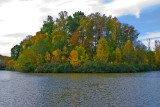 Fall on Lake Montclair