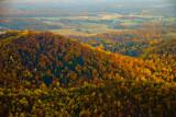 Over Shenandoah Mountains