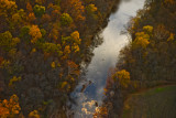 Sky Reflected in Creek