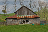 Virginia Old Barn