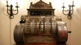 La vecchia cassa del vinaio