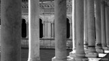 Chiostro romanico - Abbazia di Sassovivo