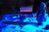 il contributo delle luci azzurre di Maria Chiara