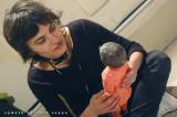 Maria Chiara e la bambola del gatto