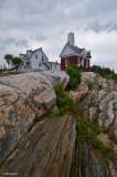 Pemaquid Point Light - Bell house