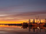 Sunrise - Fulton Harbor