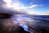 Ice cold sea