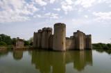 Bodiam, the postcard castle