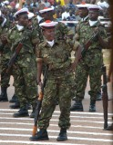 Central African Republic National Day Parade