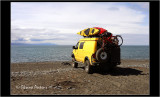 Camping in Homer, Alaska