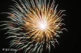 Brentwood Corn Fest Fireworks 5