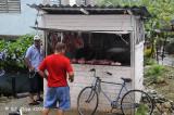 Typical Butcher Shop