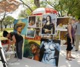 Art  Market , Havana Cuba  2
