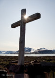 German Soldier Grave, Reindeer Flats Svalbard
