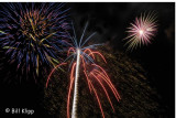Brentwood Corn Fest Fireworks 1