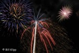 Brentwood Cornfest Fireworks 1