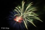 Brentwood Cornfest Fireworks 4