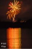 Brentwood Cornfest Fireworks 5