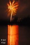 Brentwood Cornfest Fireworks 6