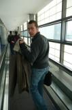 Onderweg naar de douane :p