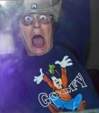 Goofy's Ghost!