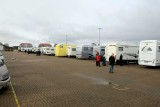 Cuxhaven , first trip in our new camper