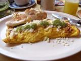 Men's Breakfast at La Güera, June 16, 2009
