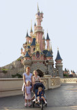 Euro Disney August 2003