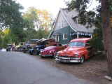 Woodies at the Lake - 2010