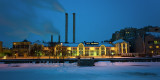 Power station in Moscow - GES No 2