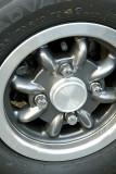 Classic Mini Cooper wheel