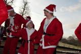 Dec 09 Claire House Santa Run