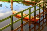 Travelling to Samboja Dam