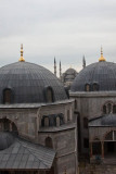 Blue Mosque from Ayasofia