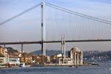 Ortakoy Pier & Bosphorus Bridge