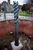 The Serpent Column