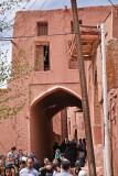 Abyaneh Visitors in Nowruz