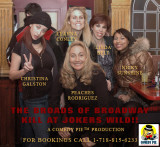 The BROADS of BROADWAY kill in New Haven, Connecticut!