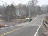 looking east along highway 201