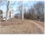 view along front lane