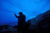 Under the Viedma Glacier