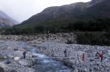 Crossing Rio Blanco