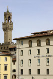 Palazzo Vecchio's Tower from the river