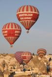 Balloons over Goreme