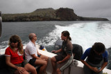 Coming from Floreana Island