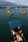Coming from Las Gretas, Santa Cruz Island