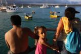 Waiting for the boat, Santa Cruz Island
